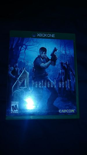 Resident evil: 4 XBOX ONE for Sale in Snohomish, WA