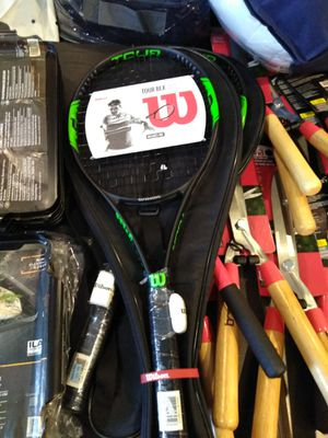 Wilson tennis rackets for Sale in Modesto, CA