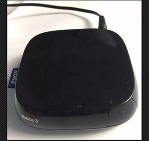 Roku 4200X 3rd Gen Media Streamer - Black. for Sale in Daly City, CA