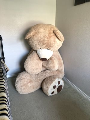 Giant Teddy Bear for Sale in Dallas, TX