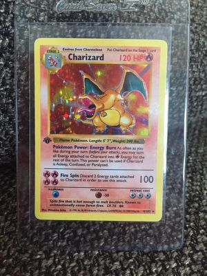 1st Edition Charizard Pokemon for Sale in Annapolis, MD