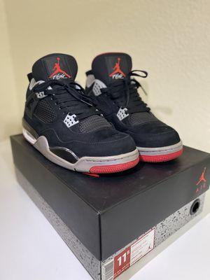 Jordan 4 Retro Black Cement 2012 for Sale in El Paso, TX