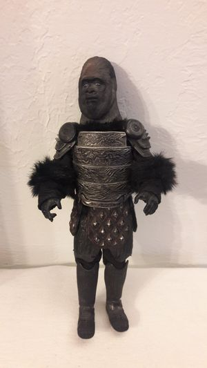 """Planet of the Apes 2001 """"Attar""""Action Figure played by Micheal Clarke Duncan for Sale in Fort Lauderdale, FL"""