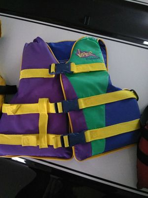 Life jacket for Sale in Modesto, CA