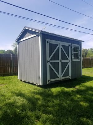 Wolf Valley Wood Shed 8x12 for Sale in Dallas, TX