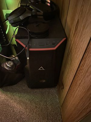 Cybertron computer pc intel i7-8700 16 gb RAM Nvidia GeForce gtx 1060 with leds for Sale in Auburn, WA