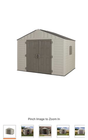 Assemble a shed for Sale in Pomona, CA