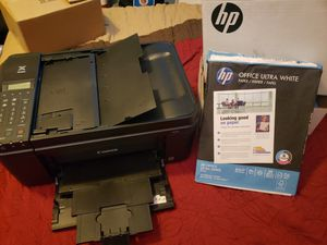 Canon Pixar Printer Scanner Fax Bluetooth Wifi for Sale in St. Cloud, MN