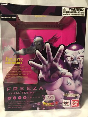 DRAGONBALL Z - FREEZA [FIGUARTS ZERO] for Sale in Oak Glen, CA