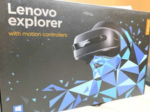 Lenovo Explorer with Motion Controllers Brand New for Sale in Torrance, CA