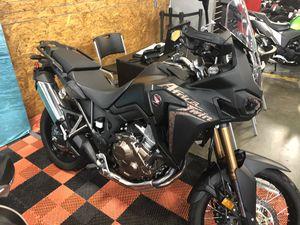 2018 Honda Africa Twin Black low miles Demo bike!!! for Sale in Torrance, CA
