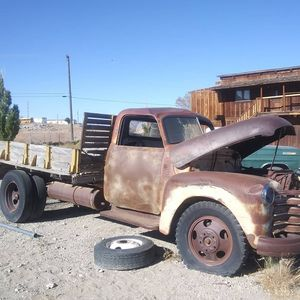 1940's Flatbed truck for Sale in Tonopah, NV