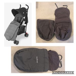 Maclaren Footmuff For Stroller for Sale in Commerce City, CO