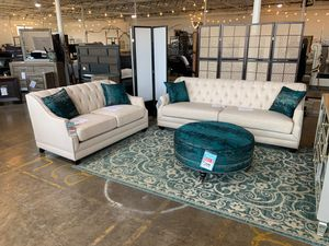Sofa and love seat for Sale in Dallas, TX