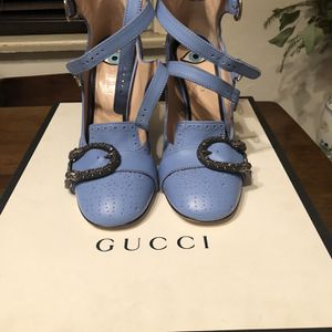 Gucci Heels 👠 🎄🎁🎁🎁🎄🎁🎁 for Sale in Los Angeles, CA