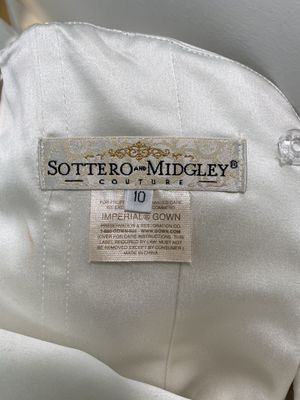 Sottero and Midgley wedding dress/gown for Sale in Plantation, FL