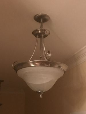 3 Light fixtures for Sale in Washington, DC