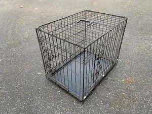 Small Double Door Pet Crate (up to 25 lbs) for Sale in Waynesboro, VA