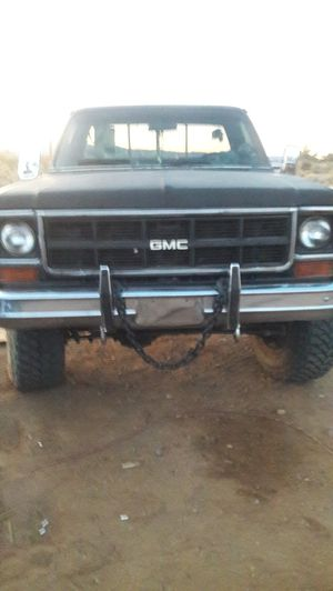1978 1/2 ton 4 wheel drive Chevy pick up truck for Sale in Golden Valley, AZ