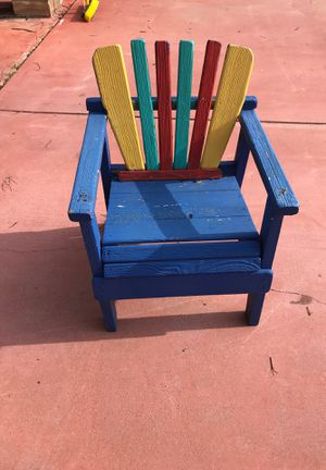 Free kids chair for Sale in San Diego, CA