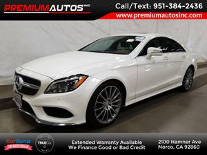 2016 Mercedes-Benz CLS-Class for Sale in Norco, CA