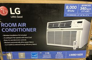 LG Window AC Unit for Sale in Everett, WA