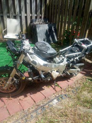 96 gsx-r 750 srad for Sale in Woodbridge, VA