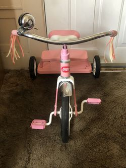Radio Flyer Tricycle, Tricycle , Three Wheel Bike, Kids Bike for Sale in Richmond,  CA