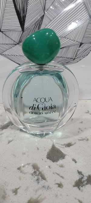 Giorgio Armani Acqua di Gioia 3 oz perfume for Sale in DEVORE HGHTS, CA