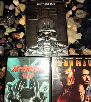 Terminator 2 new, Ironman and X-Men for Sale in St. Pete Beach, FL