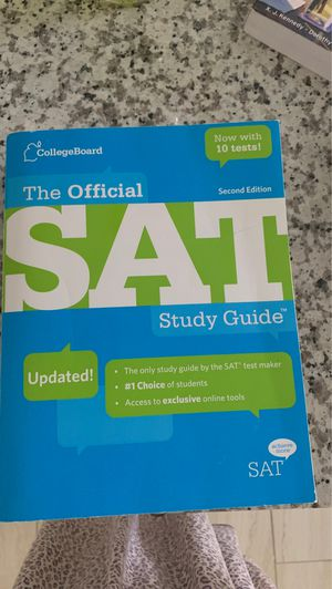 The official SAT study guide for Sale in Hialeah, FL