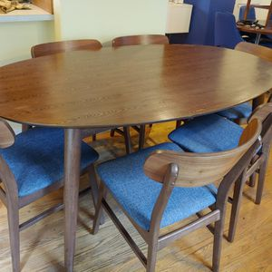 Mid Century Style Dining Set for Sale in Bothell, WA