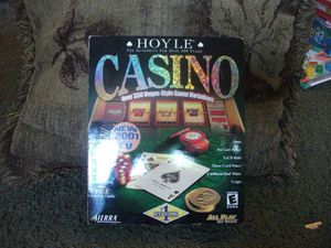Hoyle Casino Game (cd rom) for Sale in Pittsburgh, PA