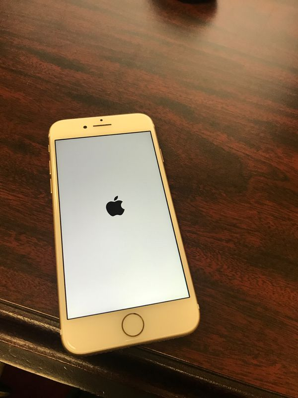 iPhone 7 128 GB Gold Unlocked Excellent Condition