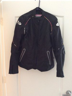 Joe Rocket ladies motorcycle jacket- size large for Sale in Mesa, AZ