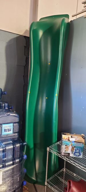 Big green slide at dollar stretcher for Sale in Vancouver, WA
