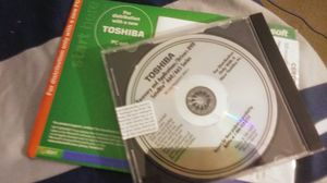 Toshiba pc software brand new for Sale in Bloomington, IN