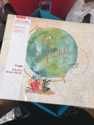 2 Scrapbook album for Sale in Los Angeles, CA
