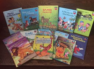 Disney Wonderful World Of Reading Hardcover Books (Lot of 13) for Sale in St. Peters, MO