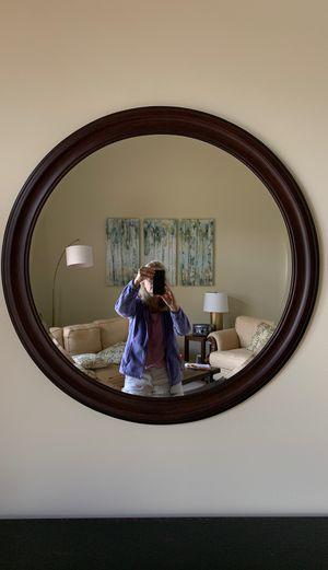 Round Wall Mirror for Sale in Fort Lauderdale, FL