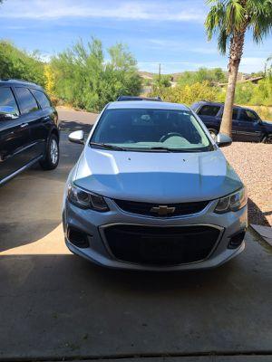 Chevy Sonic 2017 for Sale in Phoenix, AZ