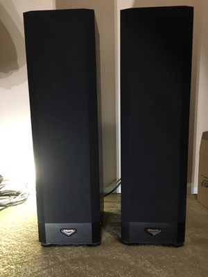 Klipsch KSF 8.5 floor speakers!! for Sale in Malvern, PA