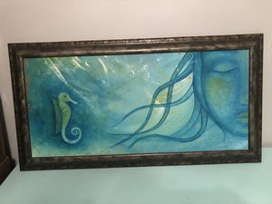 Price reduced !!!Original belizean art - no prints made - female artist for Sale in Vidalia, GA