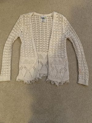 OshKosh girls cardigan size 4 for Sale in Inverness, IL