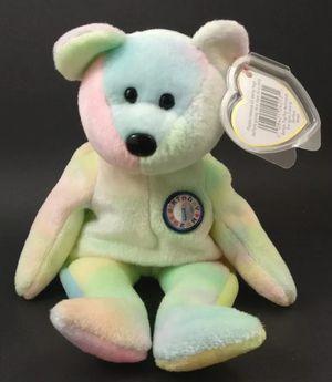 TY BEANIE BABIES - B.B. BEAR BIRTHDAY BEAR for Sale in Winter Haven, FL