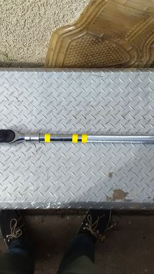 2-4 foot Ez-Red Torque wrench. for Sale in Bakersfield, CA