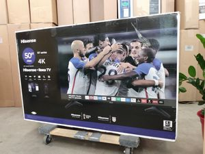 "50"" HISENSE ROKU TV 4K UHD SMART TV for Sale in Grand Terrace, CA"