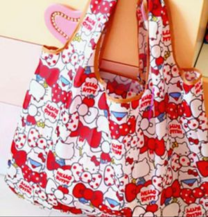 Hello Kitty Reusable Washable Tote Bag for Sale in Queens, NY