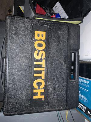 BOSTITCH NAIL GUN for Sale in Las Vegas, NV