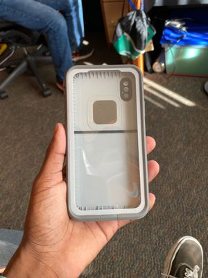 iPhone X Lifeproof FRE for Sale in El Cajon, CA